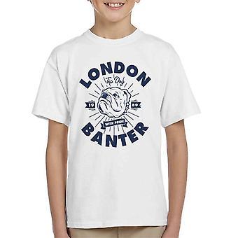 London Banter Bulldog Pride Kid's T-Shirt