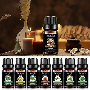 Sandalwood Essential Oil Pure Natural 10ML Pure Essential Oils Aromatherapy Diffusers Oil Healthy Calming Air Fresh Care