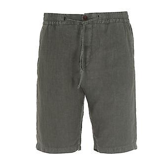 NN07 1235 Seb Green Shorts