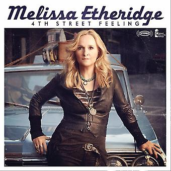Melissa Etheridge - 4th Street sensation [CD] USA import