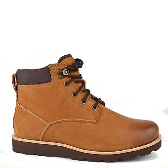 UGG سيتون Tl كستناء أحذية جلدية