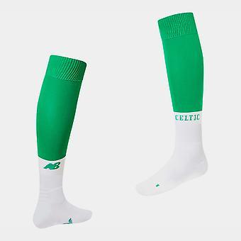 New Balance Celtic 19/20 Kids Home Football Socks