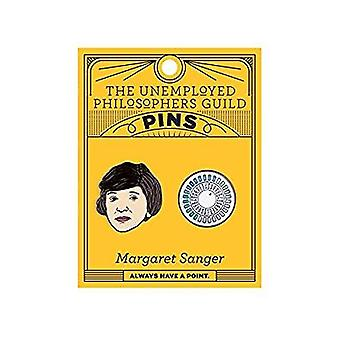Pin Set - UPG - Margaret Sanger and The Pill 5099