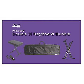KPK2088, Paquet clavier Double-X