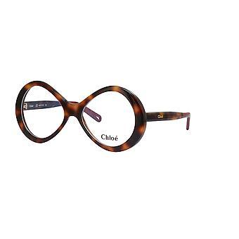 Chloe Bonnie CE2743 218 Havana Glasses