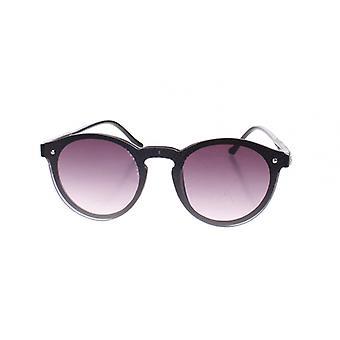 Sonnenbrille Unisex    schwarz/smoke kariert