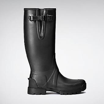 Hunter Balmoral Ii Mens Rubber Wellington Boots Black
