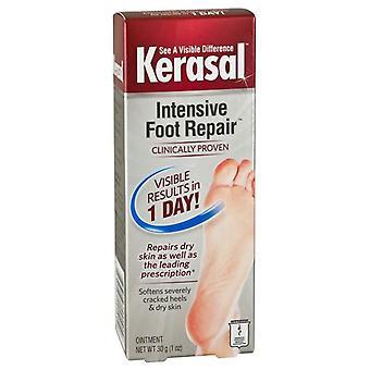 Kerasal one step exfoliating moisturizer foot therapy, 1 oz *