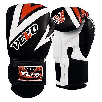 VELO Microfiber Leather Boxing Gloves PR11