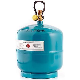Bouteille de gaz touristique 3 kg (7,2 l)