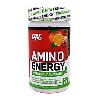 Optimum Nutrition Essential Amino Energy, Simply Fruit Punch 25 Portions Optimum Nutrition Essential Amino Energy, Simply Fruit Punch 25 Portions Optimum Nutrition Essential