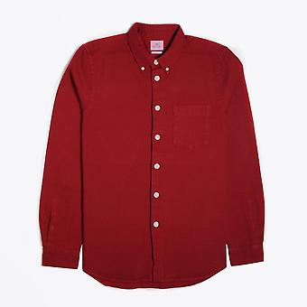 PS Paul Smith  - Button-Down Tailored Shirt - Red