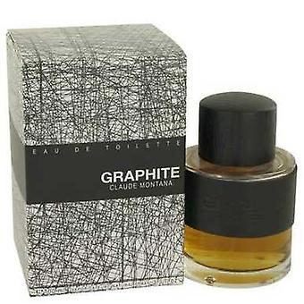 Graphite by Montana Eau de Toilette Spray 3,4 oz (miehet) V728-517127