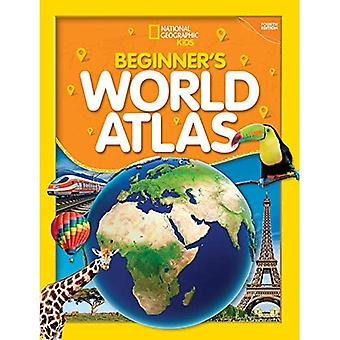 National Geographic Kids Beginner's World Atlas (Atlas) (Atlas)