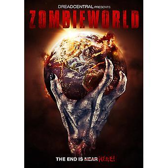 Zombieworld [DVD] USA import
