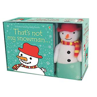 That's Not My Snowman Book & Plush Toy