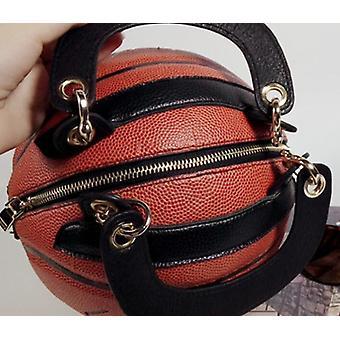 Damen Damen Messenger Taschen Neue Mode Tasche Basketball Form (Basketball Tasche