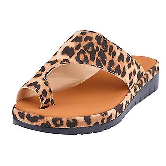 Casual Bad Tofflor, Wedge Sandaler Beach Tofflor