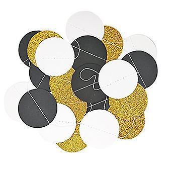 Glitter Circle Polka Dots- Joyeux anniversaire Fête Baby Hat