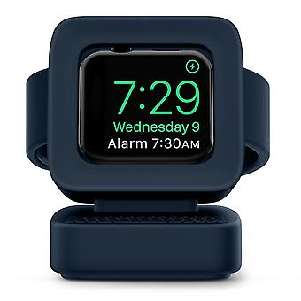 Charger Stand Mount Silicone Dock Holder For Apple Watch Series