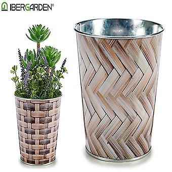 Planter metall (12