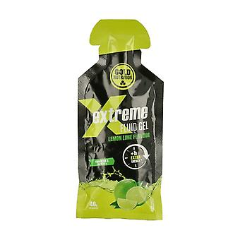 Extreme Fluid Gel BCAA 1 unit of 40g (Lime)