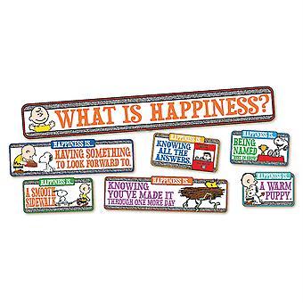 Peanuts Happiness Is Mini Bulletin Board Set