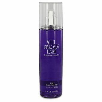 White Diamonds Lustre by Elizabeth Taylor Fragrance Mist 8 oz / 240 ml (Women)