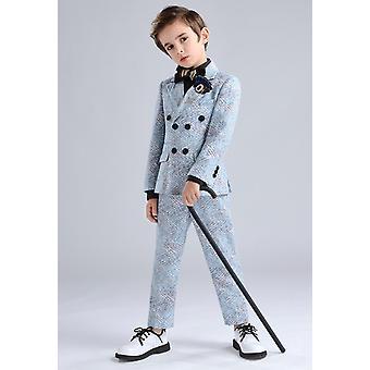 Formele Kostuum Gentleman Blazers Pak