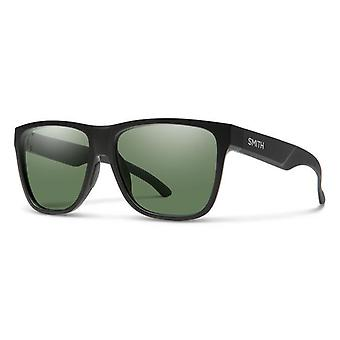 Smith Lowdown XL 2 003/L7 Gafas de sol negras/verdes mate
