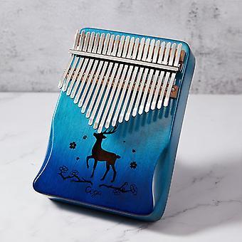 Haute qualité Acacia Music Instrument Finger Thumb Piano Upgrade Handguard