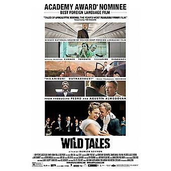 Wild Tales Movie Poster Print (27 x 40)