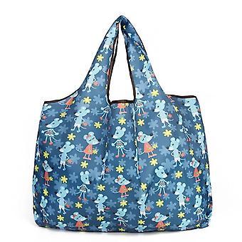 Fashion Printing Foldable Eco Friendly Shopping Bag