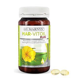 Evening Primrose Oil 60 softgels of 1100mg