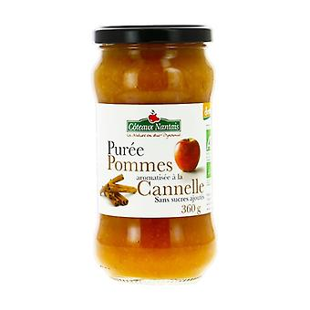Cinnamon Apple Puree without sugar 360 g
