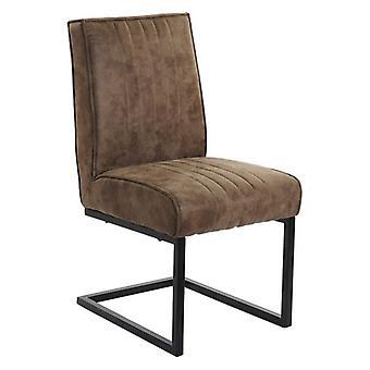 Dining Chair Dekodonia Metal Polyurethane (48 x 54 x 92 cm)