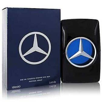 Mercedes Benz Man Intense By Mercedes Benz Eau De Toilette Spray 3.4 Oz (men) V728-554850