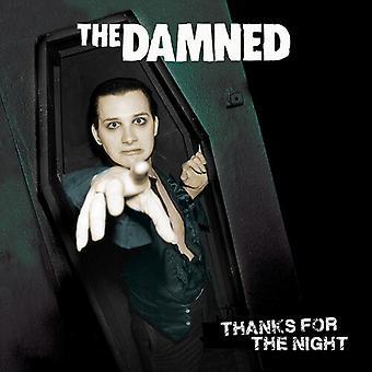 Damned - Tack för natten [vinyl] USA import