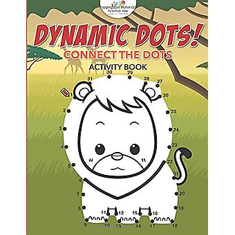 Dynamic Dots! Connect the Dots Activity Book by Kreative Kids - 97816