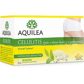 Aquilea Celulitis 20 Bags