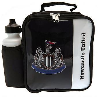 Newcastle United Lunch Bag & Bottle