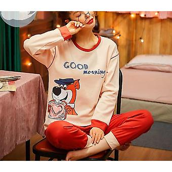 Brand Autumn Men's Cotton Pajamas