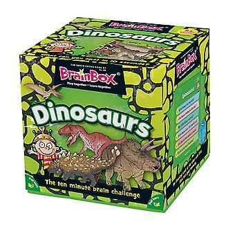 BrainBox Dinosaurier Kartenspiel
