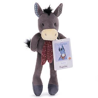 Ragtales Ragtag Pedro the Stuffed Donkey 25cm
