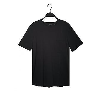 Antony Morato Regular Fit Jersey Pocket T-shirt Zwart