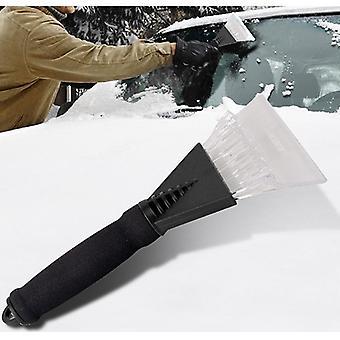 Bil isskraper snø børste