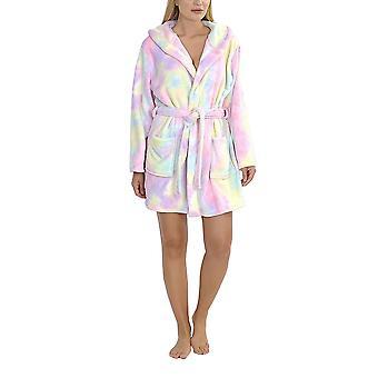 Brave Soul Ladies /Womens Sleep Robe de chambre à capuchon