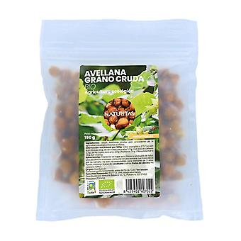 Bio Raw Hazelnuts with Skin 150 g