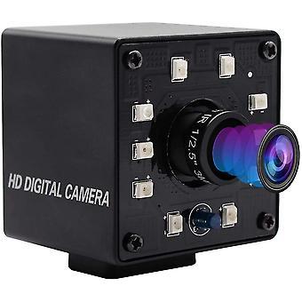 KL36IR 1080P Webcam Full HD Nachtsicht Infrarot PC Kamera 720P/60FPS Plug & Play Kamera Video Web