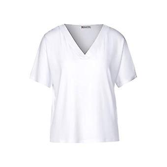 Street One 315080 Camiseta, Blanco, 44 Mujer